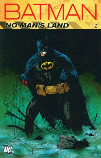 BATMAN NO MANS LAND VOLUME 2 GRAPHIC NOVEL