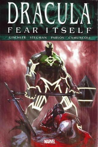 FEAR ITSELF DRACULA HARDCOVER