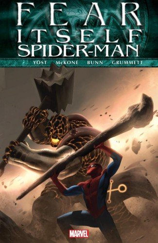 FEAR ITSELF SPIDER-MAN HARDCOVER