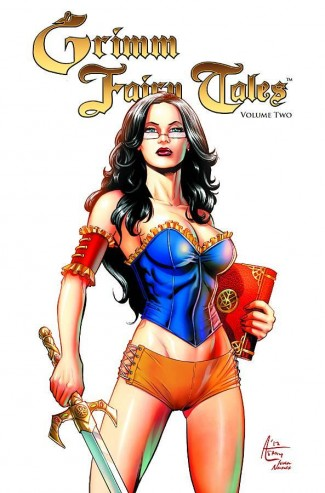 GRIMM FAIRY TALES VOLUME 2 GRAPHIC NOVEL