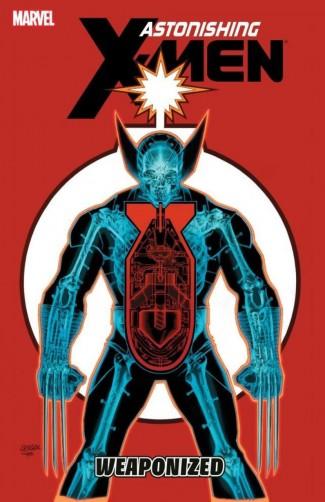 ASTONISHING X-MEN VOLUME 11 WEAPONIZED GRAPHIC NOVEL