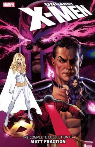 UNCANNY X-MEN THE COMPLETE COLLECTION BY MATT FRACTION VOLUME 2 GRAPHIC NOVEL