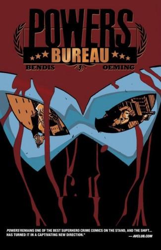 POWERS BUREAU VOLUME 2 ICONS GRAPHIC NOVEL