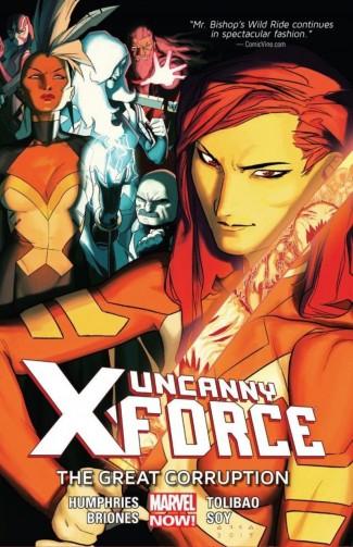 UNCANNY X-FORCE VOLUME 3 GREAT CORRUPTION GRAPHIC NOVEL