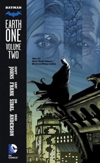BATMAN EARTH ONE VOLUME 2 HARDCOVER