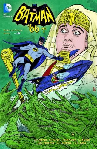 BATMAN 66 VOLUME 2 GRAPHIC NOVEL
