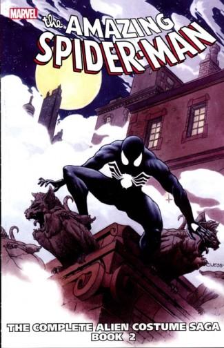 SPIDER-MAN COMPLETE ALIEN COSTUME SAGA BOOK 2 GRAPHIC NOVEL