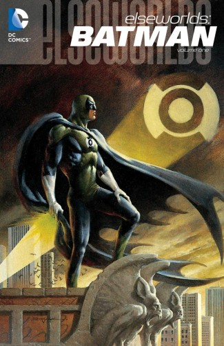 ELSEWORLDS BATMAN VOLUME 1 GRAPHIC NOVEL