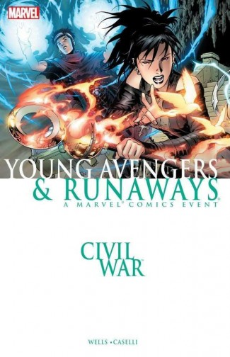 CIVIL WAR YOUNG AVENGERS AND RUNAWAYS GRAPHIC NOVEL