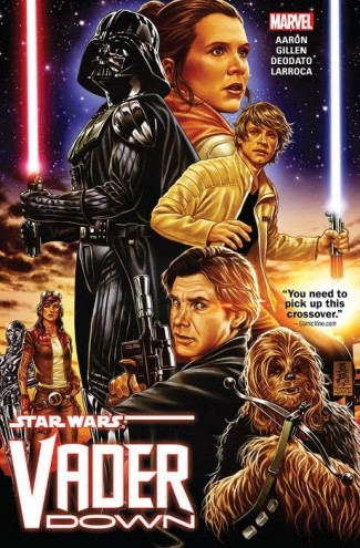 STAR WARS VADER DOWN GRAPHIC NOVEL