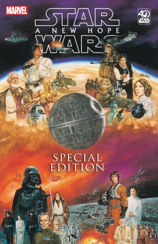 STAR WARS SPECIAL EDITION NEW HOPE HARDCOVER