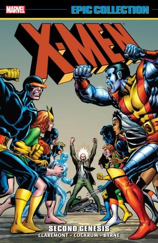 X-MEN EPIC COLLECTION SECOND GENESIS GRAPHIC NOVEL