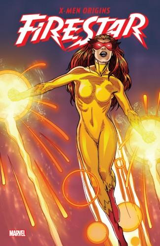 X-MEN ORIGINS FIRESTAR GRAPHIC NOVEL