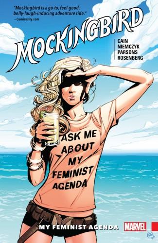 MOCKINGBIRD VOLUME 2 MY FEMINIST AGENDA GRAPHIC NOVEL
