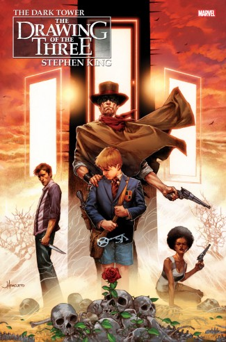 DARK TOWER THE DRAWING OF THE THREE THE SAILOR GRAPHIC NOVEL
