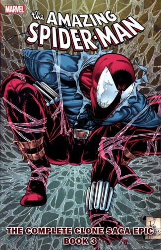 SPIDER-MAN COMPLETE CLONE SAGA EPIC BOOK 3 GRAPHIC NOVEL