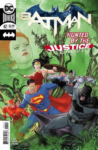 BATMAN #42 (2016 SERIES)