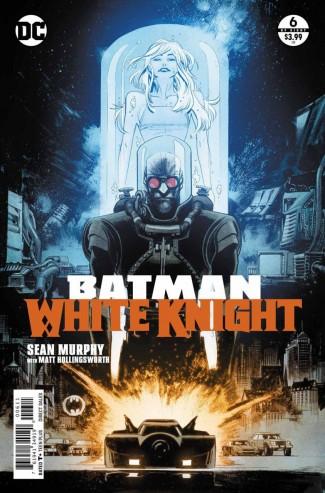 BATMAN WHITE KNIGHT #6