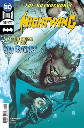 NIGHTWING #40 (2016 SERIES)