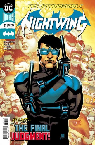 NIGHTWING #41 (2016 SERIES)