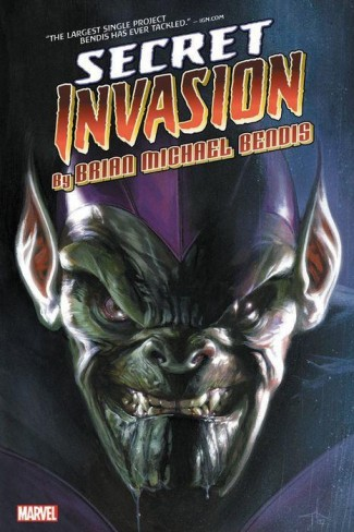 SECRET INVASION BY BENDIS OMNIBUS HARDCOVER