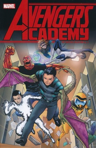 AVENGERS ACADEMY VOLUME 2 COMPLETE COLLECTION GRAPHIC NOVEL