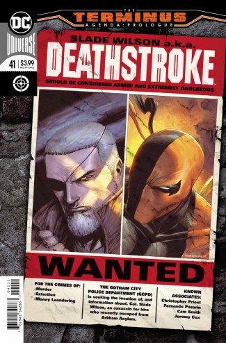 DEATHSTROKE #41 (2016 SERIES)