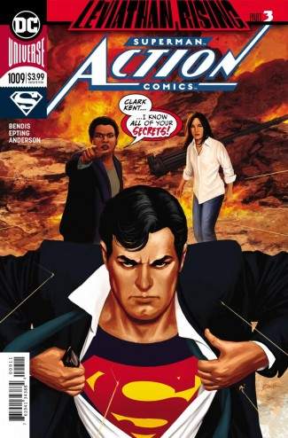 ACTION COMICS #1009 (2016 SERIES)