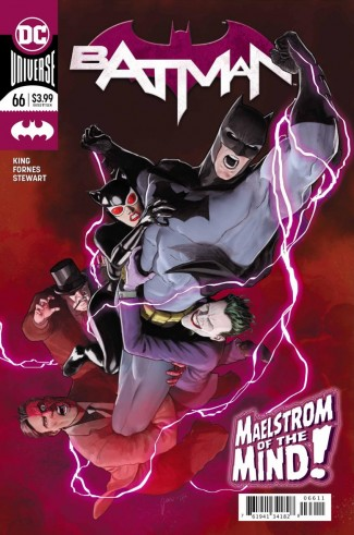 BATMAN #66 (2016 SERIES)