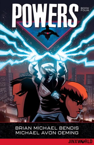 POWERS BOOK 4 GRAPHIC NOVEL (NEW EDITION)