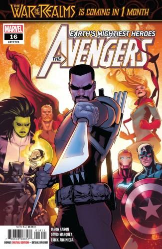 AVENGERS #16 (2018 SERIES)