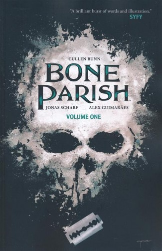 BONE PARISH VOLUME 1 GRAPHIC NOVEL
