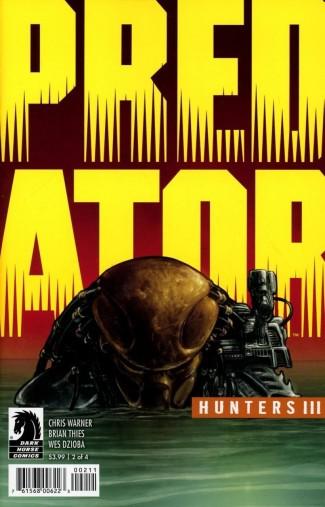 PREDATOR HUNTERS III #2