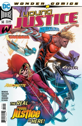 YOUNG JUSTICE #14 (2019 SERIES)