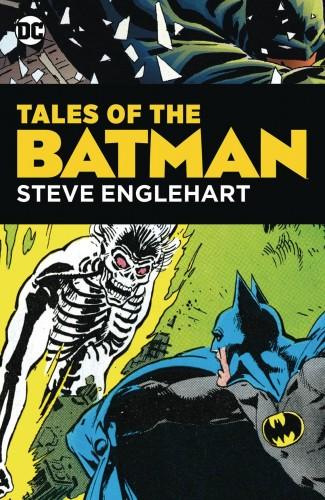 TALES OF THE BATMAN STEVE ENGLEHART HARDCOVER
