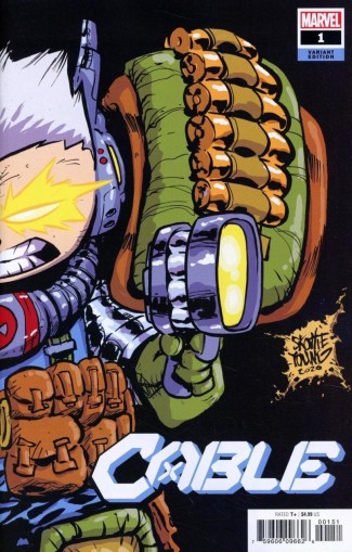 CABLE #1 (2020 SERIES) YOUNG VARIANT