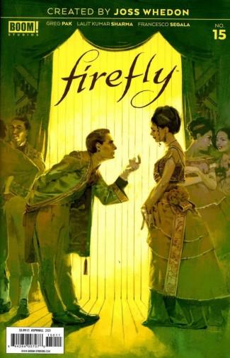 FIREFLY #15 (2018 SERIES)