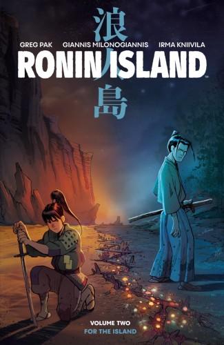 RONIN ISLAND VOLUME 2 FOR THE ISLAND GRAPHIC NOVEL