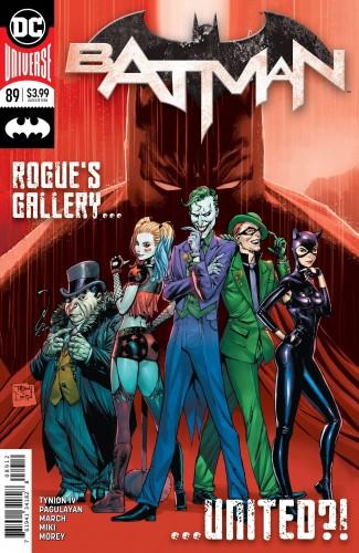 BATMAN #89 (2016 SERIES) 2ND PRINTING