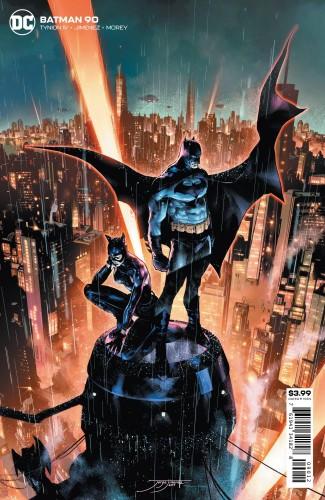 BATMAN #90 (2016 SERIES) 2ND PRINTING