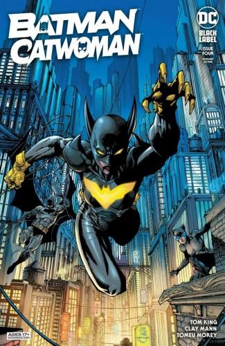 BATMAN CATWOMAN #4 (2020 SERIES) JIM LEE AND SCOTT WILLIAMS VARIANT