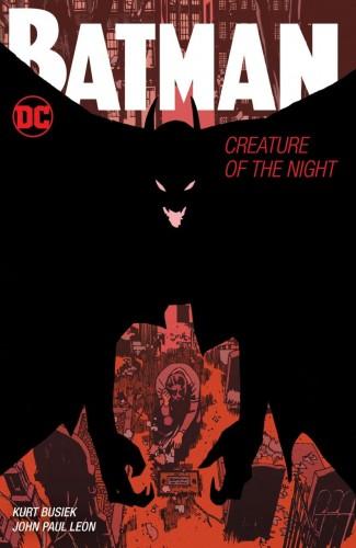 BATMAN CREATURE OF THE NIGHT GRAPHIC NOVEL