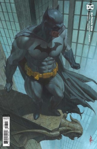 BATMAN #106 (2016 SERIES) 2ND PRINTING
