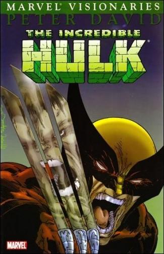 HULK VISIONARIES PETER DAVID VOLUME 2 GRAPHIC NOVEL
