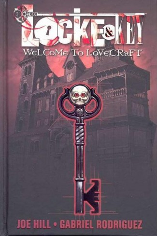LOCKE AND KEY VOLUME 1 WELCOME TO LOVECRAFT HARDCOVER