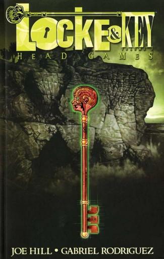 LOCKE AND KEY VOLUME 2 HEAD GAMES HARDCOVER