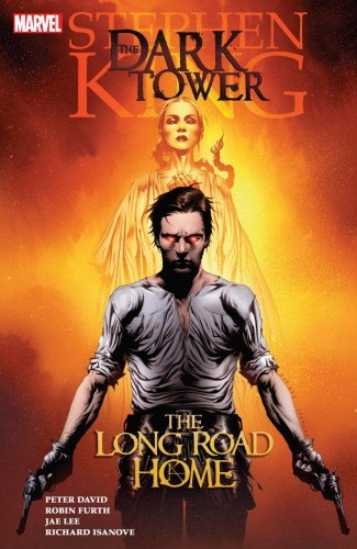 DARK TOWER THE LONG ROAD HOME GRAPHIC NOVEL