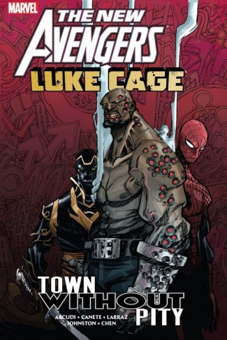 NEW AVENGERS LUKE CAGE TOWN WITHOUT PITY GRAPHIC NOVEL