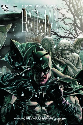BATMAN NOEL DELUXE EDITION HARDCOVER