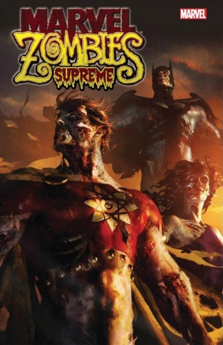 MARVEL ZOMBIES SUPREME HARDCOVER